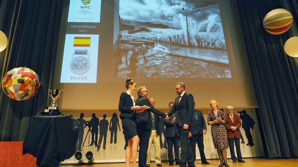 Medalla de Plata World Photographic Cup Marcos Rodríguez