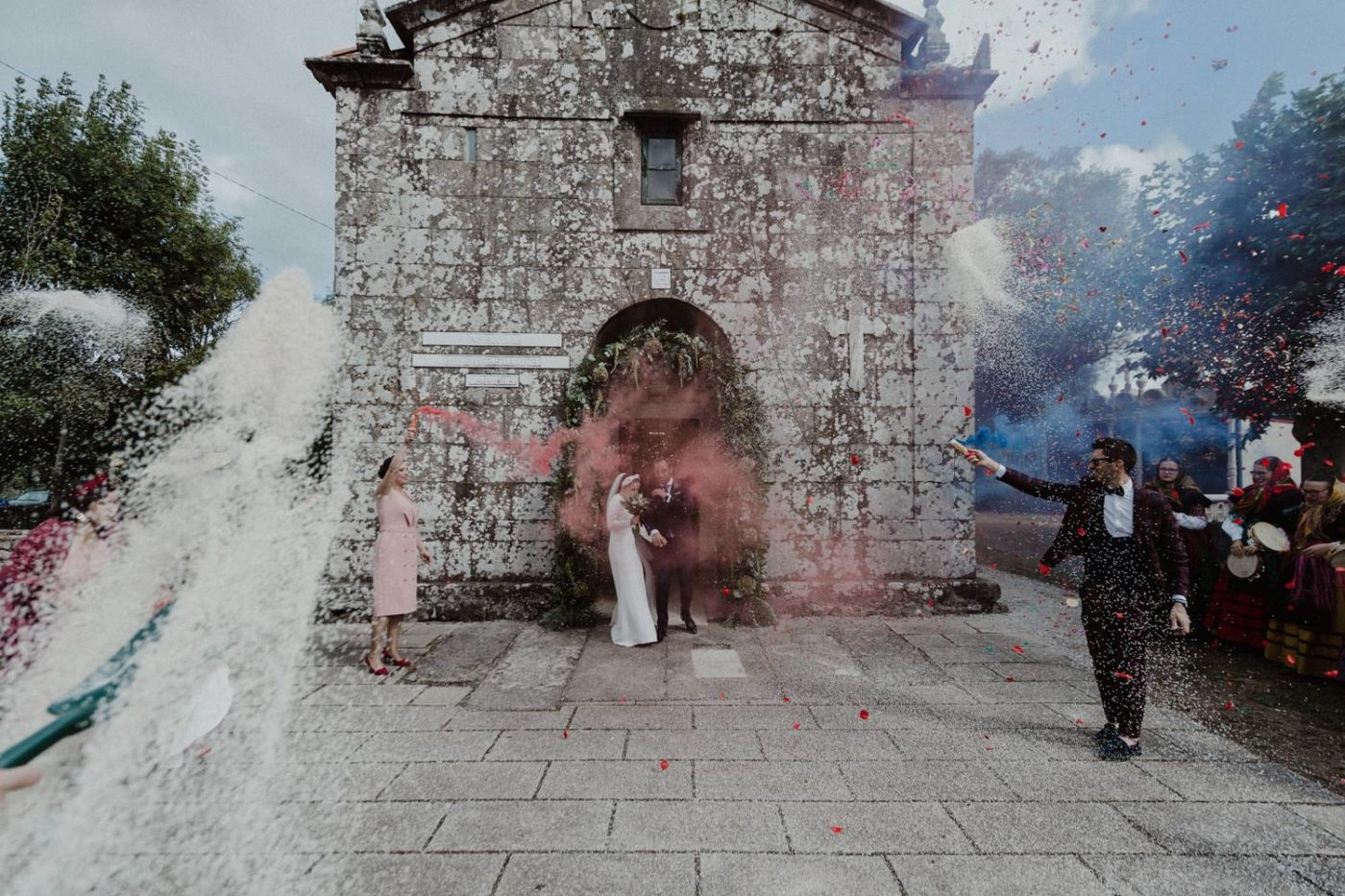 Marcos Rodríguez fotógrafo boda
