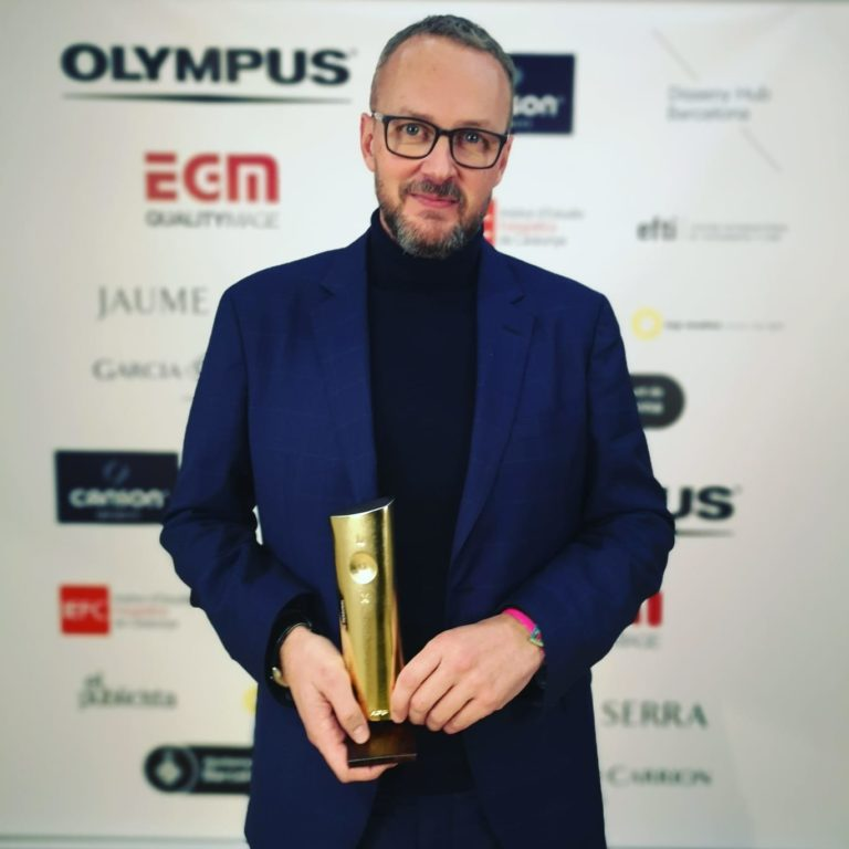 Marcos Rodríguez lux oro 2019 proyecto personal
