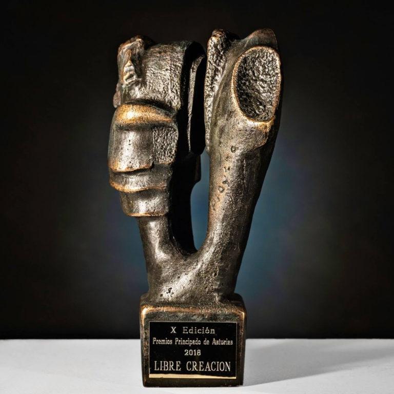 trofeo principado de Asturias Marcos Rodríguez